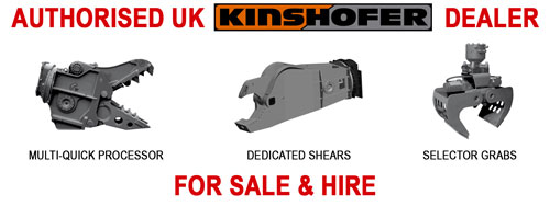 Authorised Kinshofer dealer