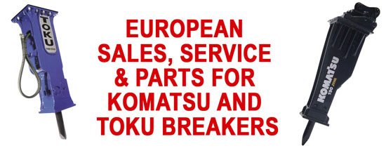 European Sales, Service and Parts